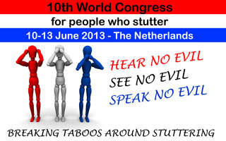 10th World Congress for People Who Stutter
